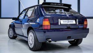Lancia Delta Integrale Club Italia
