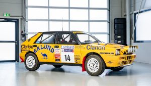 Lancia Delta Integrale Group A