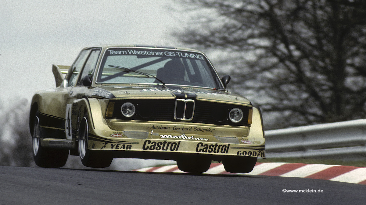Bmw 320 Group 5 Fruit Of The Loom I Triumphant Racing Machine