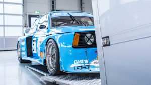 BMW 320 Gruppe 5, Fruit of the Loom