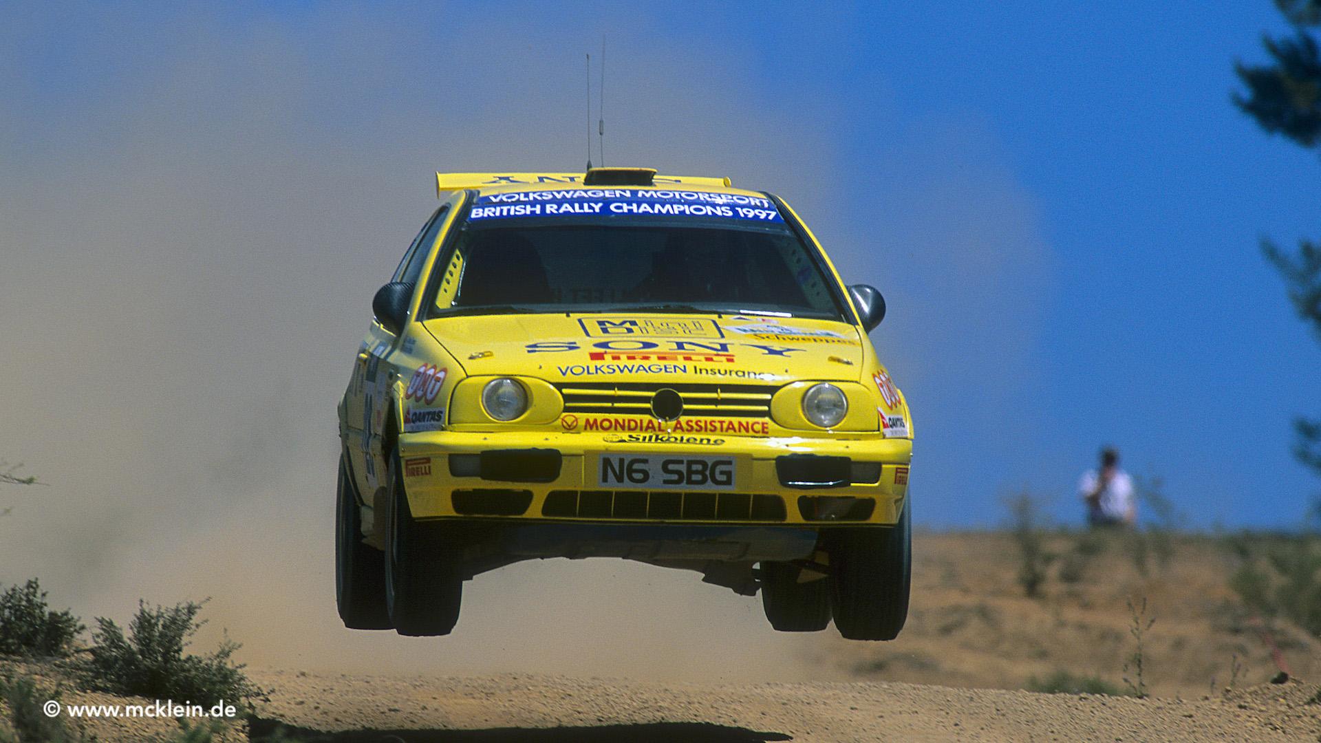 Golf 3 Kit Car 1997 / Ex Alister McRae Car