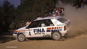 Lancia Delta Integrale Gruppe A