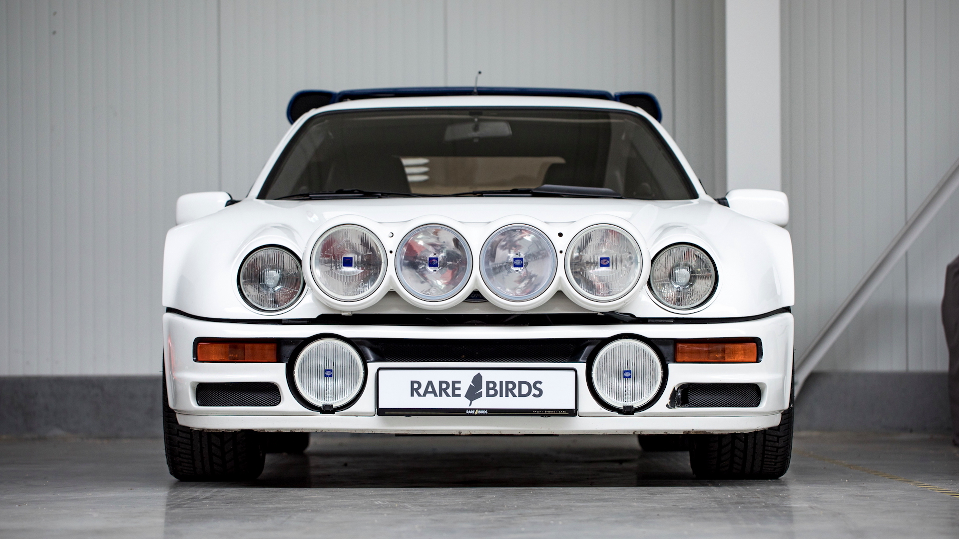 Ford RS 200 S