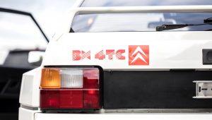 Citroen BX 4 TC