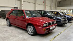 Lancia Delta Integrale Dealers Collection
